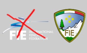 No International Fencing Federation
