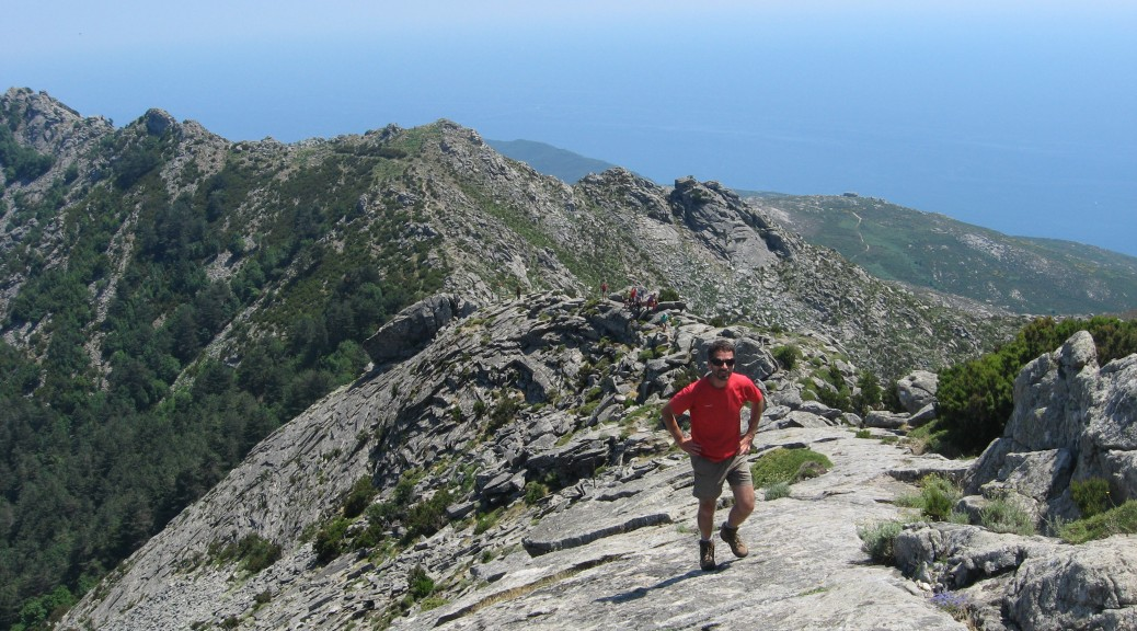 1-2-3 maggio 2015 - Isola d'Elba - Avventura Trekking