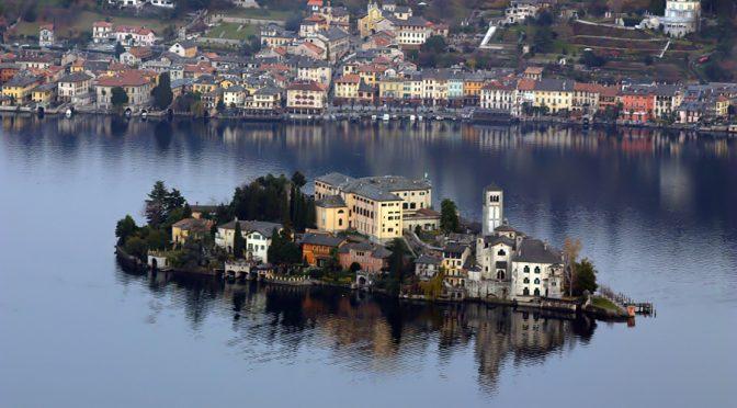 Lago d'Orta, Verbania – 7/8 aprile